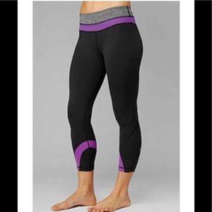 Lululemon Run Inspire crop leggings